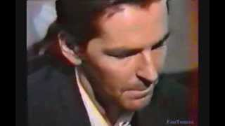 Thomas Anders - Interview in Moscow aeroport (1991)