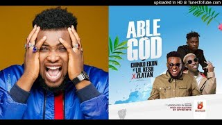 Chinko Ekun Ft. Lil Kesh & Zlatan – Able God (Official Video)