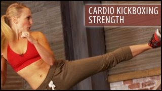 Cardio Kickboxing Strength Workout: Sweat Factor- Sam by BeFiT