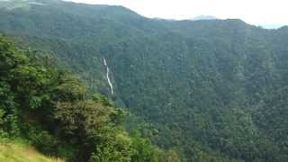 preview picture of video 'Barkana Falls @ Agumbe'