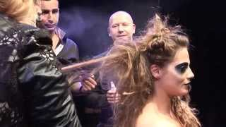 FARCOM International Hair Fashion Show June 2015 - 10 min