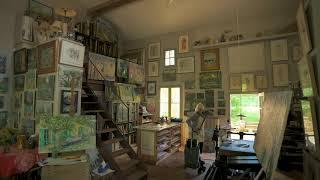 Jill's Painting Studio - Atelier l'Abeille