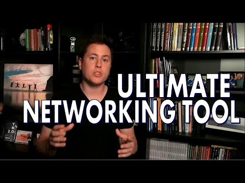 Ultimate Networking Tool by Jeff Kaylor and Anton James