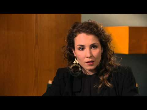 The Drop: Noomi Rapace Talks about Tom Hardy