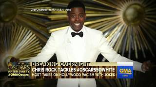 Chis Rock | Opening Monologue for Oscars 2016
