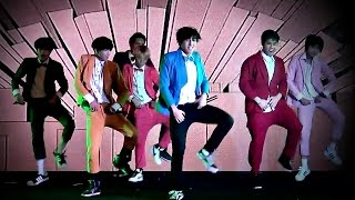 """LOL"" Cover ""Jackpot+Very Good+Tough Cookie+H.E.R"" (Block B) @ ""Ripley's Halloween Cover Dance"""