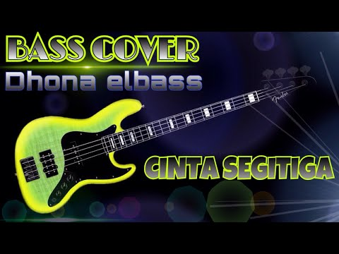 Cinta Segitiga - Bass Cover