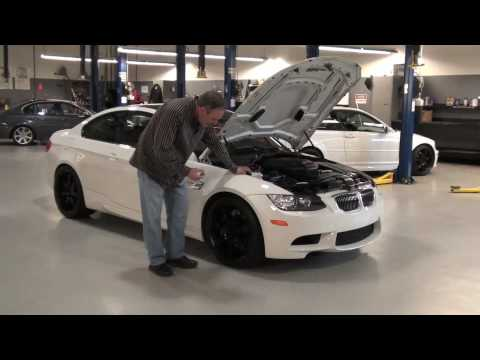 BMW M3 Dinan S3-R w/ 4.6L 527 HP Stroker walk around w/ Steve Dinan