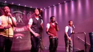 jls live at southampton-im already there