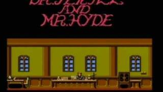 Rygar & Dr.Jekyll and Mr.Hyde NES Music Comparison