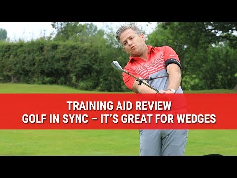 GOLF IN SYNC TRAINING AID REVIEW