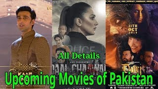 Upcoming Pakistani Movies Releasing on October With Details - Durj And Big Movie