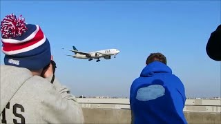 Pakistan International Airlines Boeing 777-200LR Smooth Landing at Toronto Pearson Airport