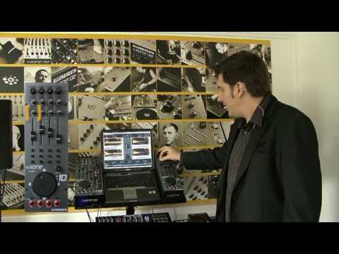 ALLEN&HEATH XONE 1D TREIBER WINDOWS 10