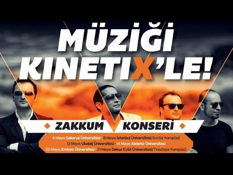 Kinetix Fest Zakkum Konserleri
