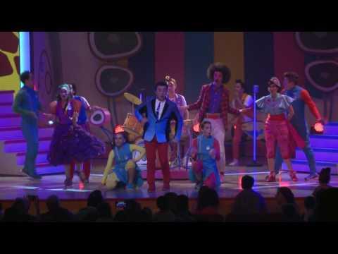 Topa video El baile de la selva - Teatro Ópera Allianz   2016