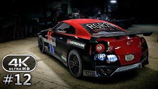 Need For Speed Gameplay Walkthrough Part 12 - NFS 4K 60fps