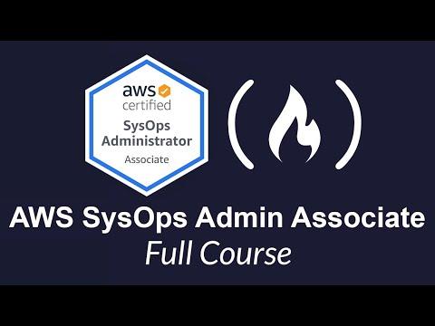 AWS SysOps Administrator Associate 2020 (PASS THE EXAM ...