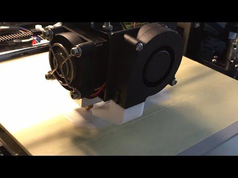 Live 3D printing - OTTO robot