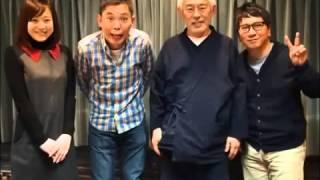 スタジオジブリのプロデューサー鈴木敏夫がゲスト爆笑問題の日