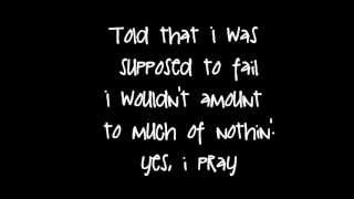 I Needed You - Chris Brown Lyrics Video