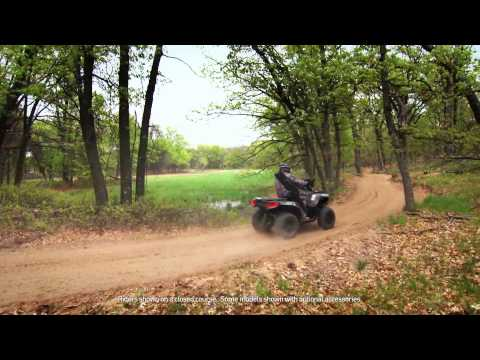 2016 Arctic Cat Alterra 550 XT in Roscoe, Illinois - Video 5