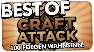 BEST OF CRAFT ATTACK S 2 - 100 FOLGEN WAHNSINN! [MINECRAFT] [HD]