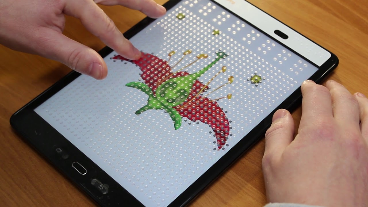 watch video Digital Tactile Books For The Blind - Feelif Feelbook