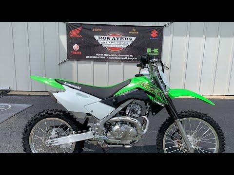 2020 Kawasaki KLX 140L in Greenville, North Carolina - Video 1