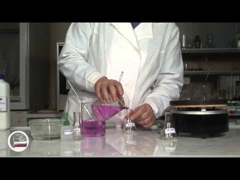Смещение равновесия в растворе аммиака при нагревании - демонстрация в инженерно физическим институте