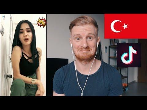 REACTING TO TURKISH TIK TOK/MUSICAL.LY (including Izmir Marşı, Elbet Bir Gün and Geceler)