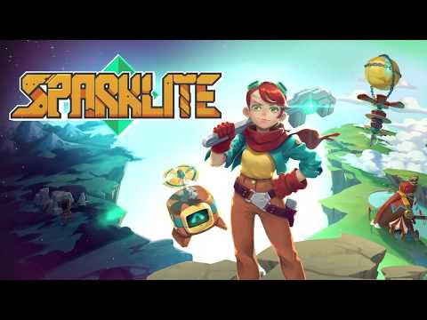 NEW Sparklite Gameplay Trailer (August 2019) thumbnail
