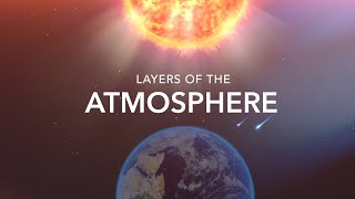 Layers of the Atmosphere (Animation)