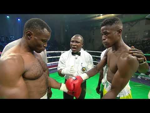 Rilwan Babyface emerges West African Boxing Union champion
