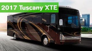 2017 Tuscany Xte Luxury Diesel Pushers Class A Diesel