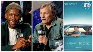 Green Book | Press Conference