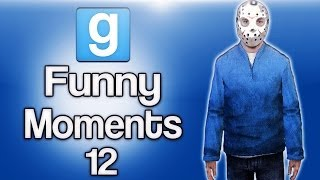 Gmod Funny Moments Ep. 12 (MURDER)