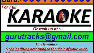 Chanda Re Chanda Re Sapne KARAOKE TRACK - YouTube