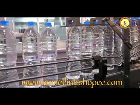 Hydrogen Alkaline Water Bottle