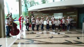 2016 Christmas Carols at HPE Cyberjaya - Jingle Bell Rock