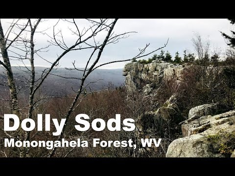 Dolly Sods Circumnavigation Hiking Trail, Davis, West Virginia