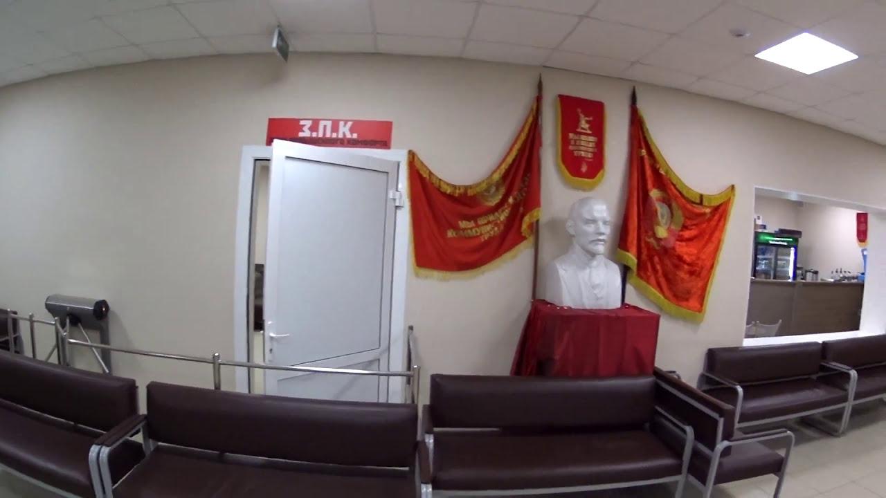"""Видео на горячем источнике """"Советский"""""""
