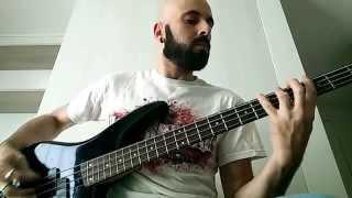 SOILWORK - Enemies In Fidelity (bass cover)