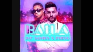 Baila - Jay Santos con letra