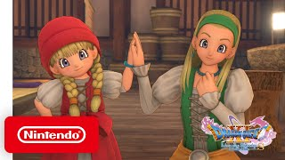 Meet Veronica & Serena - DRAGON QUEST XI S: Echoes of an Elusive Age - Definitive Edition