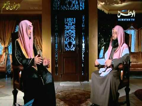 الشيخ المغامسي ضيفا في برنامج زوايا