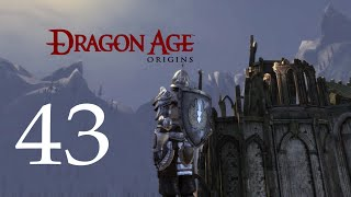 Let's Play DRAGON AGE Origins Ultimate Edition Modded Part 43  Camp and Elves Continued