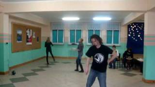 preview picture of video 'Świebodzice January 2009  Spining poi - BoBo'