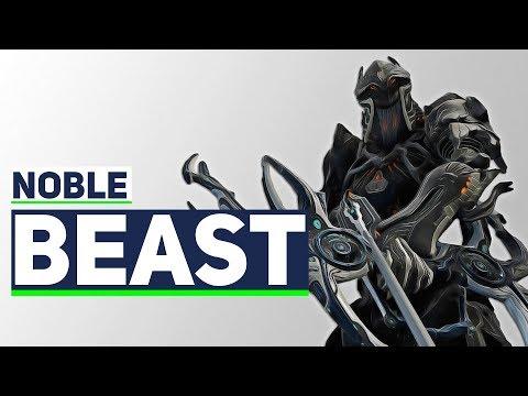 Warframe: Noble Beast, Cernos Prime Is Amazing Now