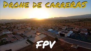 Volando el drone | FPV Cinematic Freestyle | TBS Source One 4S